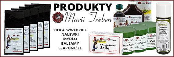Produkty Marii Treben